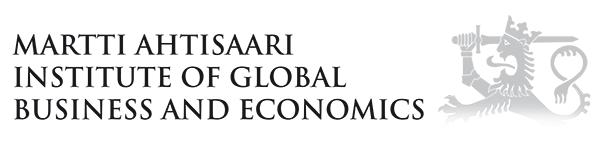 Martti Ahtisaari Institute of Global Business and Economics