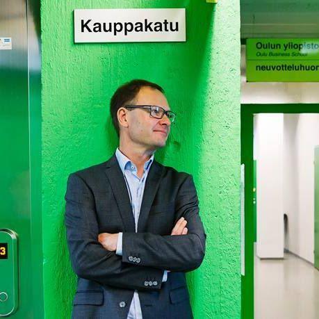 Yksi euro Oulun yliopistolle =...