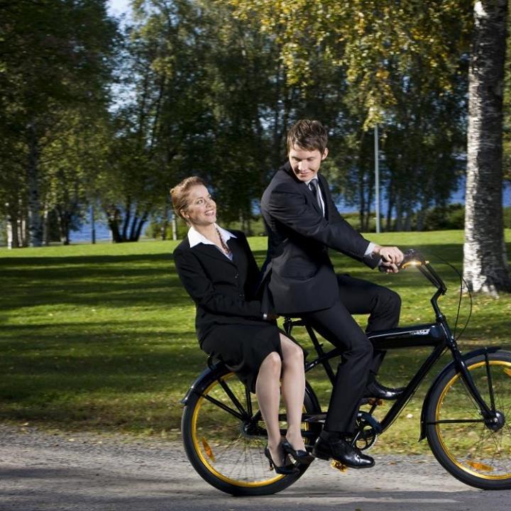 Oulu Business School: Erasmus-...