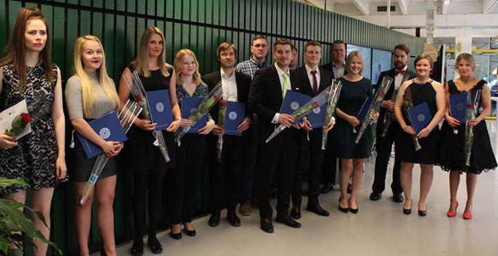 Oulu Business School: Onnittel...