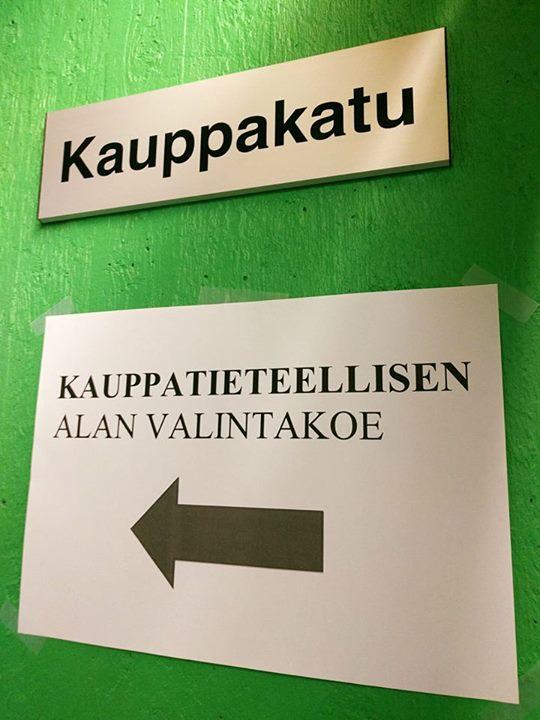 Oulu Business School: Tänään s...