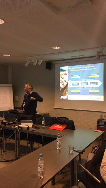 Oulu Business School: Building...