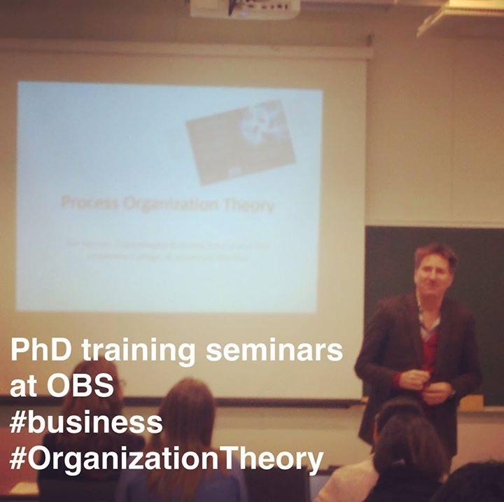 Oulu Business School: Day 2 of...