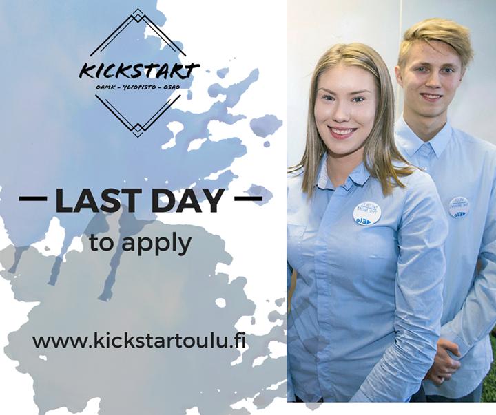 Oulu Business School: Kickstar...