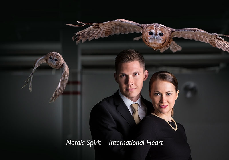 Nordic spirit - international heart