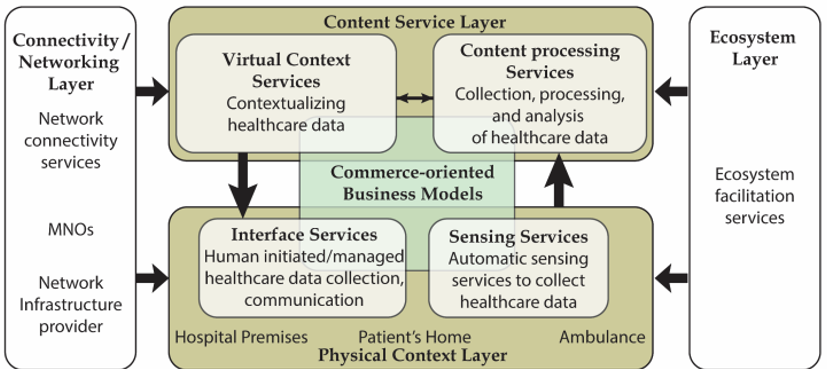 Wireless health care services co-creation platform