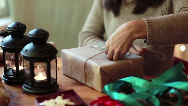 Rauhallista Joulua ja Hyvää Uu...