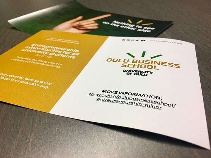Oulu Business School: Wow, Ent...