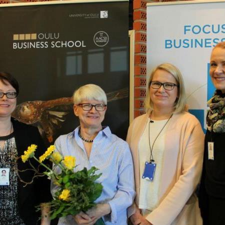Oulu Business School: Keskivii...