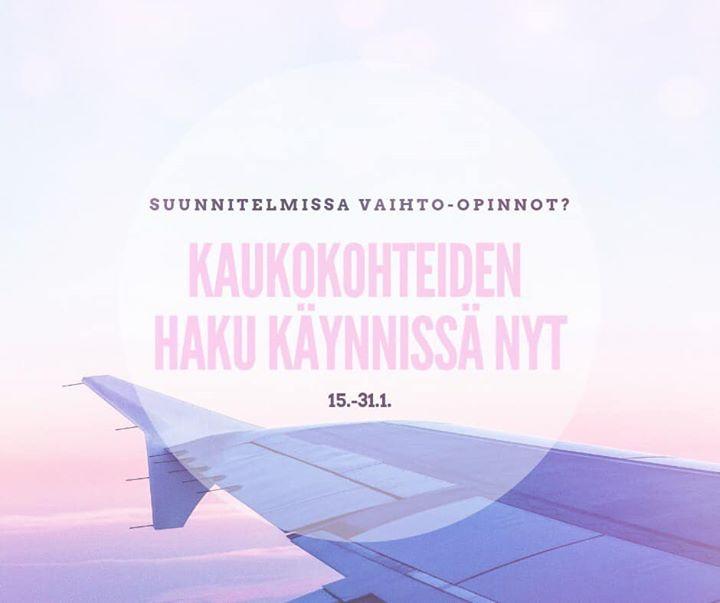 Oulu Business School: Haku kau...