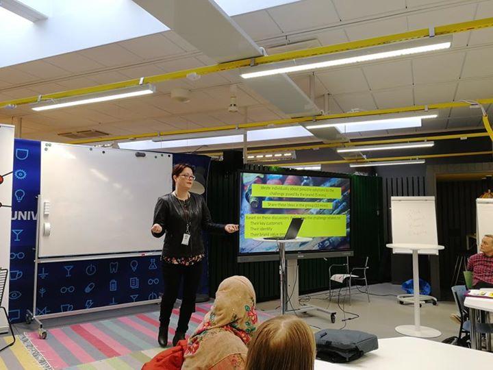 Oulu Business School: Today we...