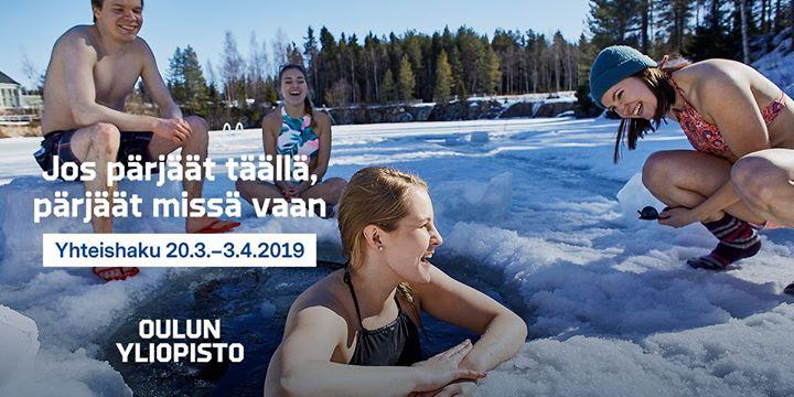 Oulu Business School: Yhteisha...