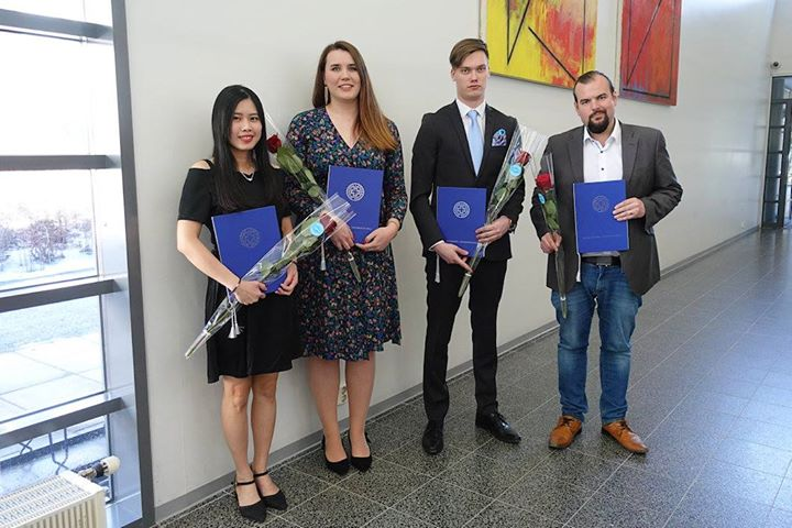 Oulu Business School: Congratu...